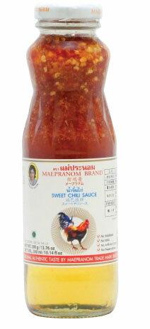 スイートチリソース・メープラノムブランド390g |から揚げ 蒸し鶏 生春巻 タイ料理 ベトナム料理 エスニック