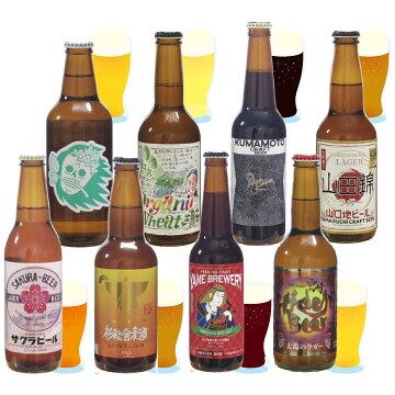 家に居ながら九州一周ビール旅!KCBA(九州クラフトビール協会)企画「九州旅気分・クラフトビール8本セット」
