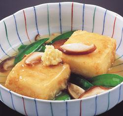 [冷凍]揚げだし豆腐ブロック40850g(20個入) マメックスにがり100%を使用した絹ごし豆腐[冷...