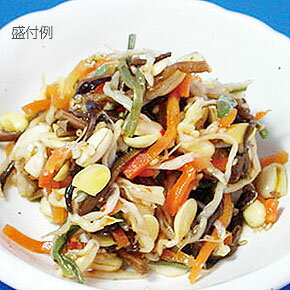 ビビンバ山菜1kg(固形量900g) JFDA ビビンバ 韓国料理 中華料理 【常温食品】【業務用食材】【8640円以上で送料無料】