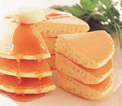ジャンボホットケーキ2枚入(140g) マリンフード ケーキ 洋菓子 【冷凍食品】【業務用食材】【8640円以上で送料無料】