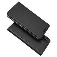 AQUOSsense2SH-01Lケースカバー財布case皮超薄型超軽量内蔵マグレット携帯カバーカードポケットカード入れスタンド機能シンプル落ち着いた色