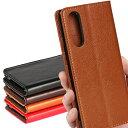 SONY Xperia 5 SO-01M SOV41 手帳型 ケース カバー 高品質 SO-01M SOV41 対応 財布 case 光沢……
