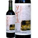 日本ワイン 赤ワイン ソレイユ・クラシック赤 2017 750ml 山梨県 旭洋酒