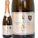日本ワイン スパークリングワイン 2015年 安心院スパークリングワインロゼ 大分県 安心院葡萄酒工房 750ml