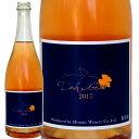 日本ワイン スパークリングワイン 2017年 Dela Gris デラグリ オレンジ 滋賀県 ヒトミワイナリー 750ml