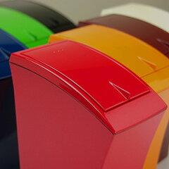 デスクにも置けるプチごみ用ミニミニ屑入れ。鮮やかさが印象的なユーロカラー。ごみ箱 デスクプ...