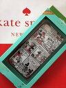 【即発送・日本在庫】ケイトスペード Kate spade iPhone7/iPhone8用ケース ケイトスペード×……