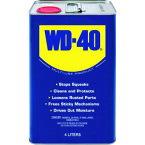 【あす楽】エステー 超浸透性防錆潤滑剤 WD-40 MUP 4L [125-8492]