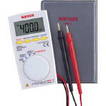 SANWA ポケット型デジタルマルチメータ PM3 [284-8546] 【電気測定器】[PM3]