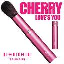 TAUHAUS CHERRY『携帯用チークブラシ』(A-CK-20G-...