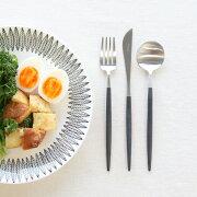 クチポール ブラック デザート デザートナイフ・デザートフォーク・デザートスプーン カトラリー ブラッシュド