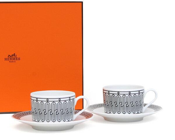 マグカップ・ティーカップ, カップ&ソーサー (HERMES) H Deco