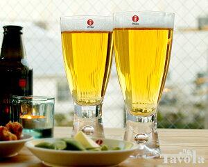 イッタラ タピオ 950051 ビアグラス (ゴブレット) 300cc ペアクリア 【おしゃれ 北欧食器】【ビールをおいしく飲めるグラス】【セット】【ラッキーシール対応】
