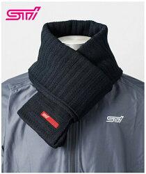 【STI−スバル】New!STIニットマフラーknitmufflerSTSG13100720【SaM】
