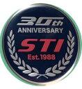 ST91053VV280【STI-スバル】WRX RA-R用STI30周年記念オーナメ...