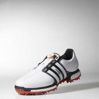 アディダスゴルフ(adidasGolf)TOUR360BoaboostX/ツアー360ボアブーストX/ホワイト/シルバーメタリック