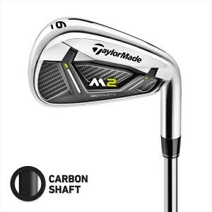 テーラーメイドゴルフ(TaylorMade Golf) M2 アイアンカーボンシャフト 2019/REAX 17 カーボン【6本セット】