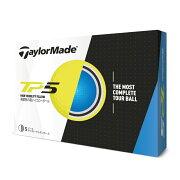 テーラーメイドゴルフ(TaylorMadeGolf)TP5BALLYELLOW/TP5ボールイエロー