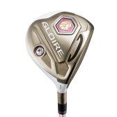 テーラーメイドゴルフ(TaylorMade Golf) グローレ F (GLOIRE F) ウィメンズ フェアウェイウッド / GL3000 W