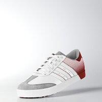 アディダスゴルフ(adidasGolf)アディクロスVワイド/ホワイト/ホワイト