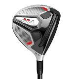 テーラーメイドゴルフ(TaylorMade Golf) M6 フェアウェイウッド/FUBUKI TM5 2019 カーボン