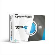 テーラーメイドゴルフ(TaylorMadeGolf)TP5BALL/ツアープリファード5ボール