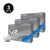 テーラーメイドゴルフ(TaylorMade Golf) 【お買い得セット】 V3 Distance BALL / V3ディスタンスボール3ダースセット