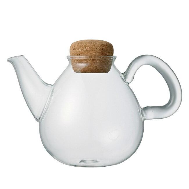 KINTO/キントー PLUMP(プランプ) ポット 450ml 25728 【 ティーポット 急須 紅茶 食器 キッチン用品 デザイン シンプル おしゃれ 】 ポイント10倍