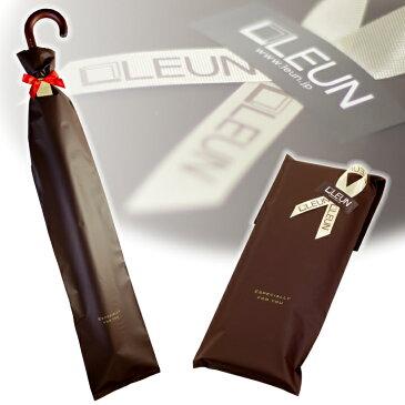 【袋ラッピング】梨地ブラウン箱入りお夫婦箸・かさ・ステッキなど、対象商品に限ります!