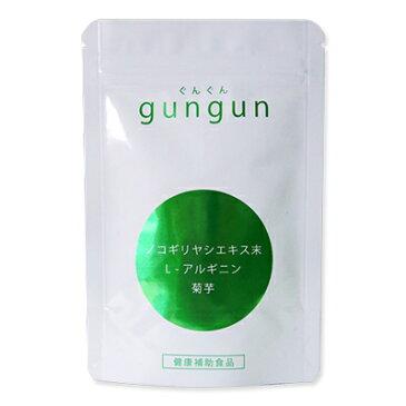 GUNGUN ぐんぐん ノコギリヤシ 配合 サプリメント サプリ 男性 健康補助食品 日本製 株式会社美彩