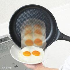 ベルフィーナ ダイヤモンドパンで卵がスルっと!