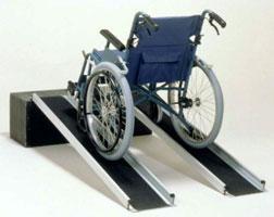 車椅子スロープ【送料無料】【smtb-tk】工事不要で簡単に設置できます【バリアフリー】【介護用...