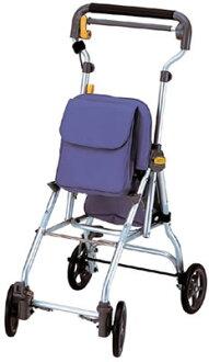 漂亮的推車·銀子汽車燈步·taini[郵費免費]象印嬰兒護理用品購物推車手推車手推車老人