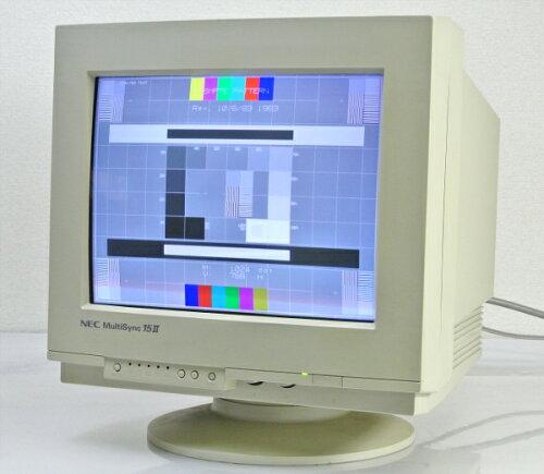 NEC PC-KM153R2 (MultiSync 15II) PC-9800シリーズ用純正15inch