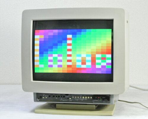 NEC PC-TV454 15インチ3モード対応CRT アナログRGB15ピン接続