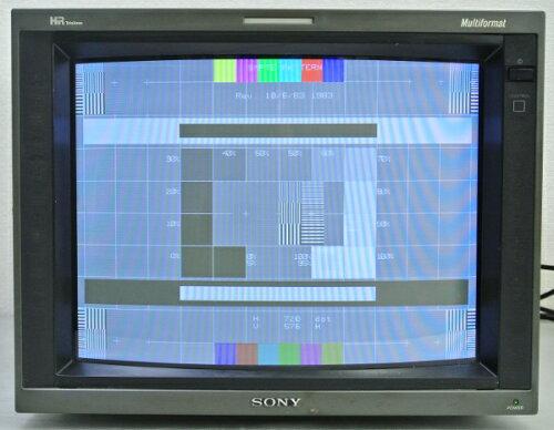 SONY PVM-D14L5DJ HD-SDI入力 14インチマルチフォーマットモニタ