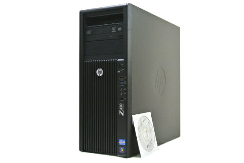 hp Z420 XeonE5-1603-2.8GHz/4GB/500GB/MULTI/Quadro2000/Win7