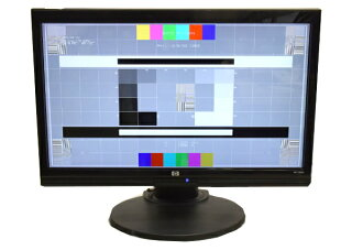 hp2209t21.5インチフルHD1920*1080タッチパネルDVI+RGB【中古】【20150624】