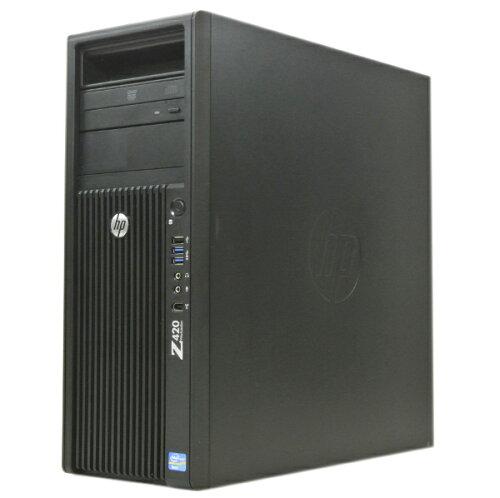 hp Z420 Xeon E5-1620-3.6GHz/16GB/500GB/DVD/GTX650Ti/Win7
