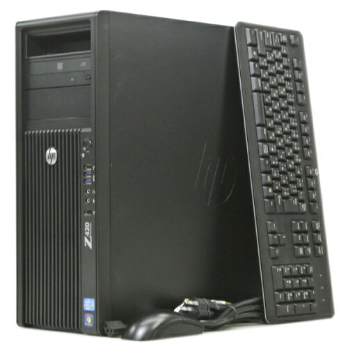 hp Z420 Xeon E5-1660-3.3GHz/16GB/500GB/DVD/Q4000/Win7 水冷
