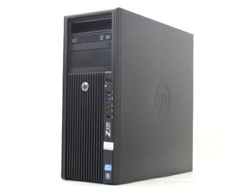hp Z420 水冷 Xeon E5 1620 3.6GHz/16GB/500GB/MULTI/Q2000/Win7