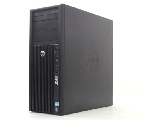 hp Z420 Xeon E5 1620 3.6GHz/16GB/500GB/MULTI/Quadro4000/Win7