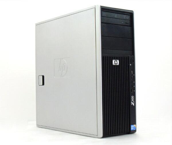 hp Z400 XeonW3550 3.06GHz 8GB 250GB+1TB MULTI FX580 Win7Pro 【中古】【20161121】:TCEダイレクト