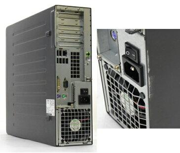 富士通 PRIMERGY MX130S1 Athlon2x2 2.8GHz 4GB 500G*2 RAID DVD 【中古】【20161205】