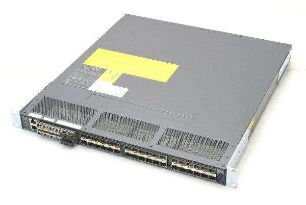Cisco DS-C9148-16P-K9 V02 MDS 9148 16ポート8Gb FibreChannelマルチレイヤ ファブリックスイッチ NX-OS ver 5.2(2d) 初期化済 【中古】【20170317】:TCEダイレクト