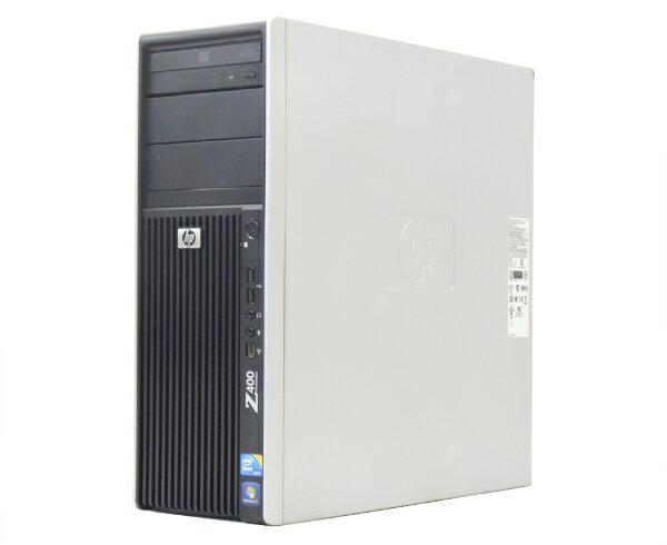 hp Z400 水冷/6DIMMモデル Xeon W3565 3.2GHz 12GB 250GB Quadro2000 DVD-ROM Windows7Pro64bit  【中古】【20170509】:TCEダイレクト