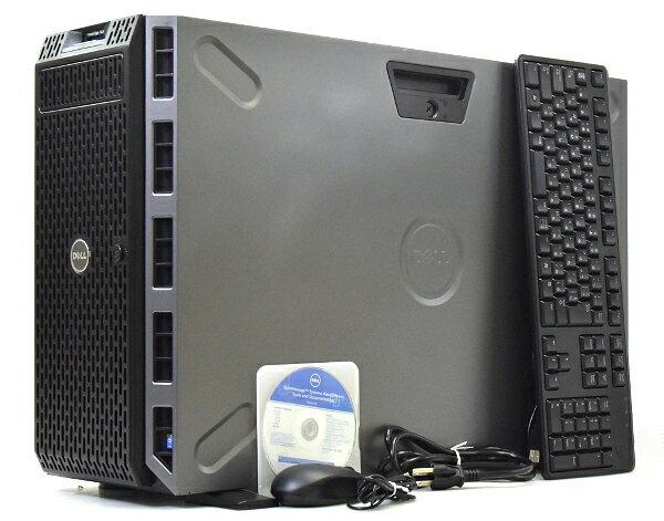 DELL PowerEdge T630 Xeon E5-2609v3 1.9GHz*2 16GB 300GBx2台 (SAS2.5インチ/6Gbps/RAID1構成) DVD-ROM PERC H330 【中古】【20170518】:TCEダイレクト