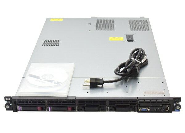 hp ProLiant DL360 G7 Xeon L5630 2.13GHz 12GB 300GBx2台 (SAS2.5インチ/6Gbps/RAID1構成) SmartArray-P410i 【中古】【20170518】:TCEダイレクト