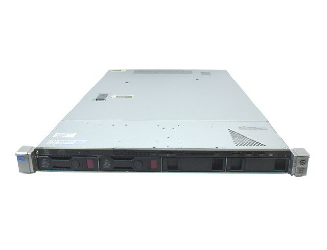 hp ProLiant DL160 Gen8 Xeon E5-2603 1.8GHz 48GB 450GBx2台(SAS3.5インチ/6Gbps/RAID1構成) DVD-ROM SmartArray-P222 【中古】【20170616】:TCEダイレクト